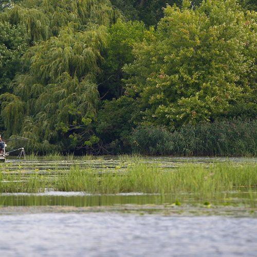 Fishing Boat - Asian Carp